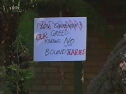 in Neighbours Episode 3156