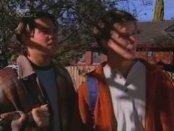 Joel Samuels, Billy Kennedy in Neighbours Episode 3156
