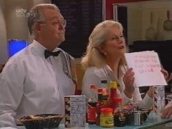 Harold Bishop, Madge Bishop in Neighbours Episode 3158