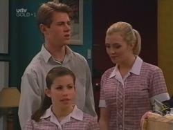 Lance Wilkinson, Anne Wilkinson, Amy Greenwood in Neighbours Episode 3158