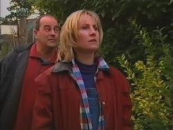 Philip Martin, Ruth Wilkinson in Neighbours Episode 3158