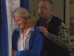 Madge Bishop, Harold Bishop in Neighbours Episode 3159