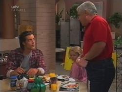 Drew Kirk, Louise Carpenter (Lolly), Lou Carpenter in Neighbours Episode 3159
