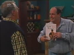 Harold Bishop, Philip Martin in Neighbours Episode 3159