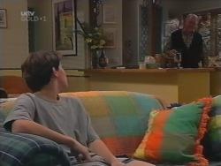 Paul McClain, Harold Bishop in Neighbours Episode 3159