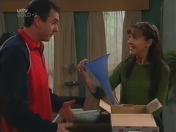 Karl Kennedy, Susan Kennedy in Neighbours Episode 3160