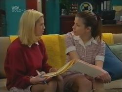 Amy Greenwood, Anne Wilkinson in Neighbours Episode 3161