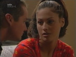 Toadie Rebecchi, Sarah Beaumont in Neighbours Episode 3161