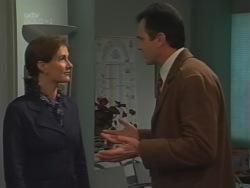 Nancy Franklin, Karl Kennedy in Neighbours Episode 3161