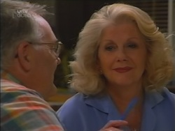 Harold Bishop, Madge Bishop in Neighbours Episode 3162