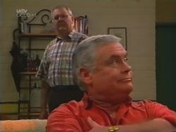Harold Bishop, Lou Carpenter in Neighbours Episode 3164