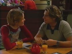 Sally Upton, Joel Samuels in Neighbours Episode 3164