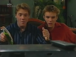 Lance Wilkinson, Billy Kennedy in Neighbours Episode 3164