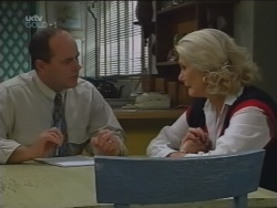 Philip Martin, Madge Bishop in Neighbours Episode 3165