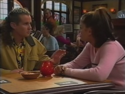 Toadie Rebecchi, Sarah Beaumont in Neighbours Episode 3165
