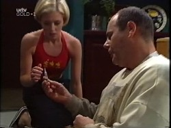Amy Greenwood, Philip Martin in Neighbours Episode 3226