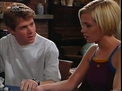 Lance Wilkinson, Amy Greenwood in Neighbours Episode 3226