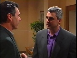 Karl Kennedy, Max Reed in Neighbours Episode 3226