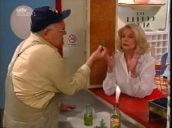 Harold Bishop, Madge Bishop in Neighbours Episode 3226