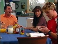 Karl Kennedy, Susan Kennedy, Billy Kennedy in Neighbours Episode 3227