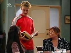 Susan Kennedy, Billy Kennedy, Brenda Samuels in Neighbours Episode 3227