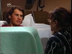 Joel Samuels, Brenda Samuels in Neighbours Episode 3227