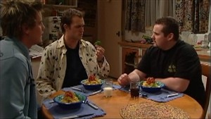 Ned Parker, Stuart Parker, Toadie Rebecchi in Neighbours Episode 4833
