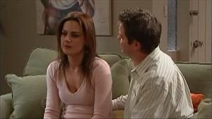 Liljana Bishop, David Bishop in Neighbours Episode 4833