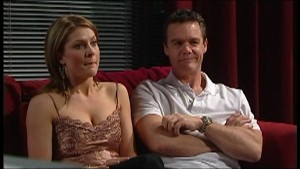 Izzy Hoyland, Paul Robinson in Neighbours Episode 4850