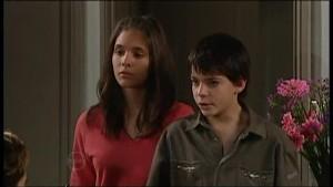 Rachel Kinski, Zeke Kinski in Neighbours Episode 4850