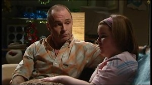 Kim Timmins, Bree Timmins in Neighbours Episode 4870