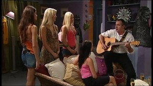 Karl Kennedy in Neighbours Episode 4900