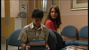 Zeke Kinski, Rachel Kinski in Neighbours Episode 4901
