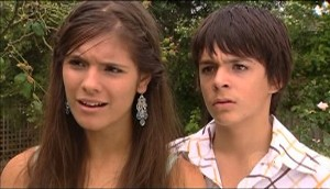 Rachel Kinski, Zeke Kinski in Neighbours Episode 4979