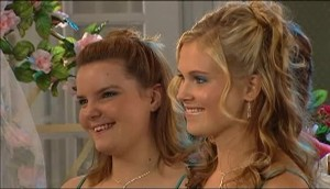 Bree Timmins, Janae Timmins in Neighbours Episode 4979