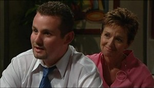 Toadie Rebecchi, Susan Kennedy in Neighbours Episode 4983