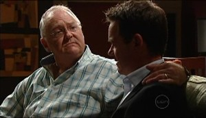 Harold Bishop, Paul Robinson in Neighbours Episode 4983