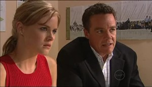 Elle Robinson, Paul Robinson in Neighbours Episode 4983