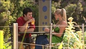 Stingray Timmins, Sky Mangel in Neighbours Episode 4984