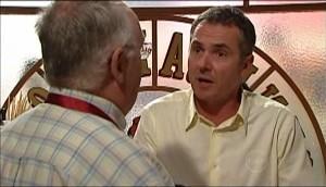 Harold Bishop, Karl Kennedy in Neighbours Episode 4985