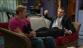 Boyd Hoyland, Toadie Rebecchi in Neighbours Episode 4986