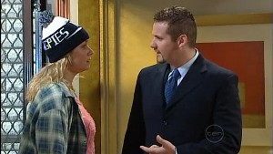 Janelle Timmins, Toadie Rebecchi in Neighbours Episode 4989