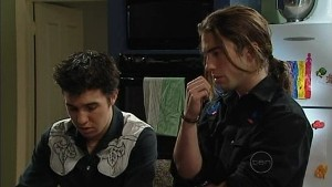 Stingray Timmins, Dylan Timmins in Neighbours Episode 4992