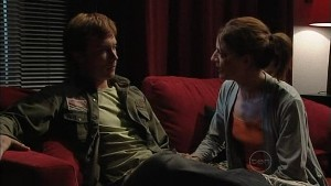 Robert Robinson, Gail Robinson in Neighbours Episode 4992