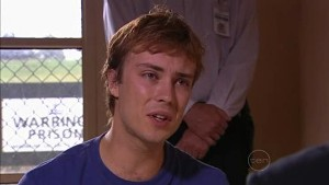 Cameron Robinson in Neighbours Episode 4993