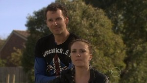 Lucas Fitzgerald, Libby Kennedy in Neighbours Episode 5528