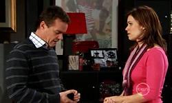 Paul Robinson, Rebecca Napier in Neighbours Episode 5538