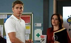 Dan Fitzgerald, Libby Kennedy in Neighbours Episode 5538