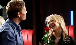 Dan Fitzgerald, Steph Scully in Neighbours Episode 5545