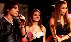 Ty Harper, Rachel Kinski, Sienna Cammeniti in Neighbours Episode 5545